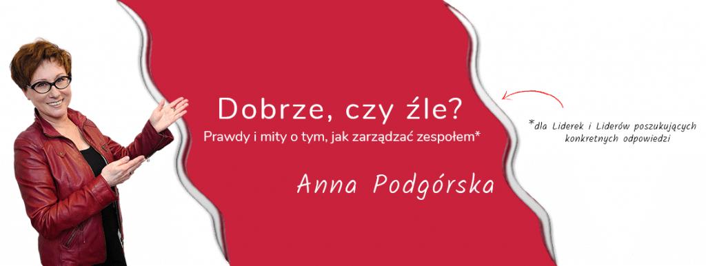 Anna Podgórska Ekspertka